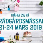 Bussresa till Trädgårdsmässan 2019